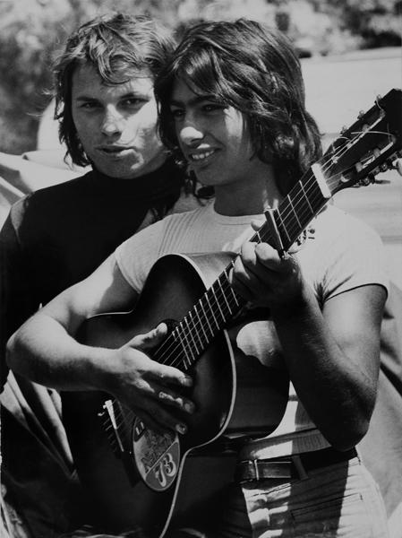 Les Santes Maries de la Mar, França, <em>ca.</em>1973
