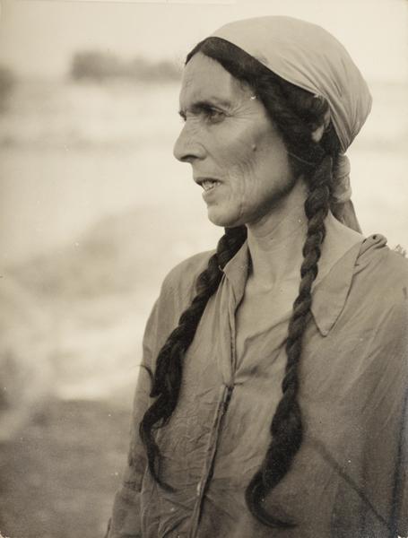 Gitana hongaresa. Lloc desconegut, <em>ca.</em>1960