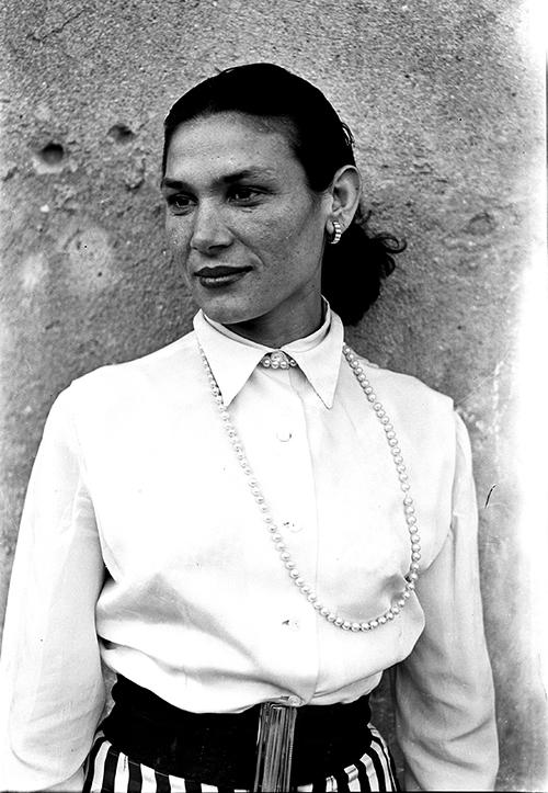 Rosario Amaya, <em>ca.</em> 1958