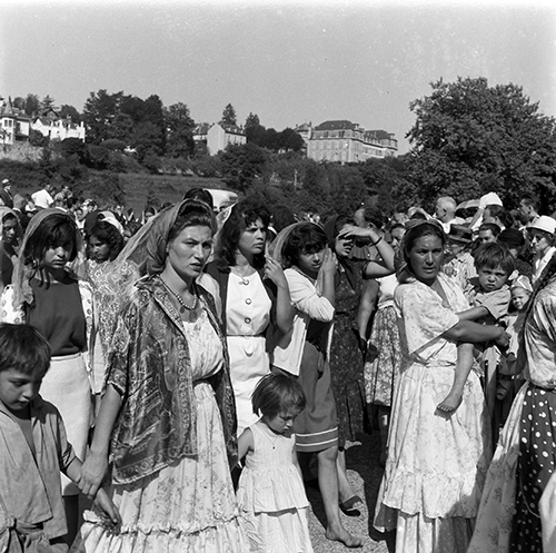 Lourdes. França, 1970
