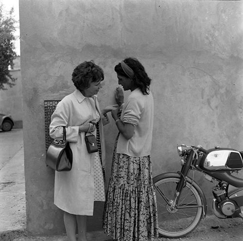 Santes Maries de la Mar. La Camarga. França, 1962-1970