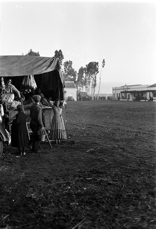 El Rocío. Huelva, <em>ca.</em> 1950