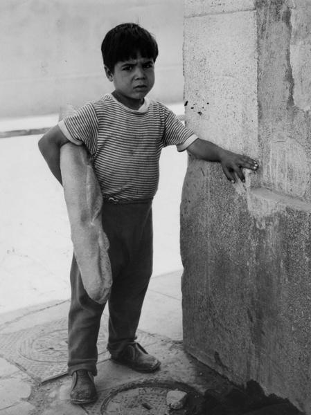 Passatge de la Vinyeta. Barcelona <em>ca.</em> 1960