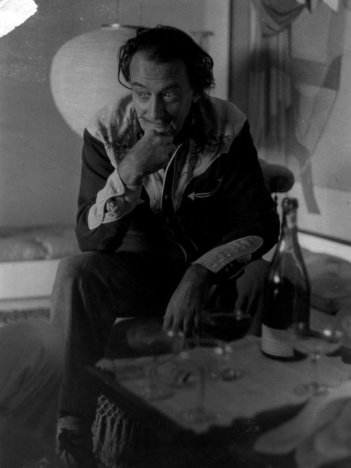Salvador Dalí. Port Lligat, 1960