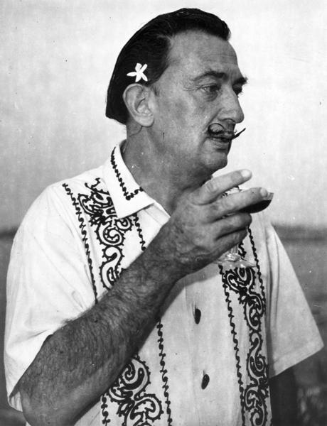 Salvador Dalí. Port Lligat, 1957