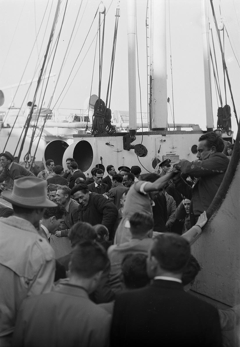 Barcelona, 2 d'abril de 1954