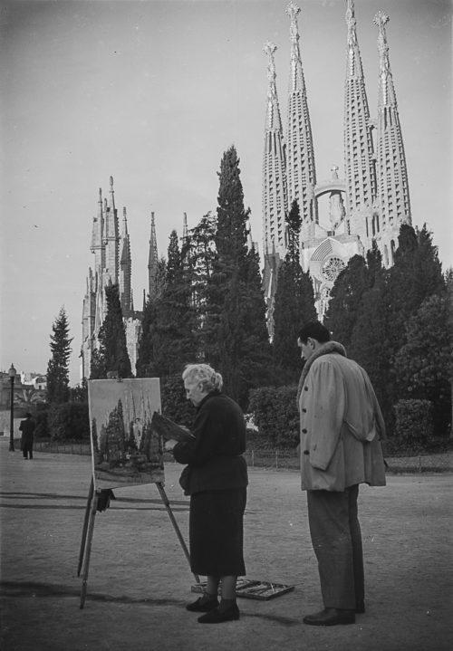 Barcelona, <em>ca.</em> 1950