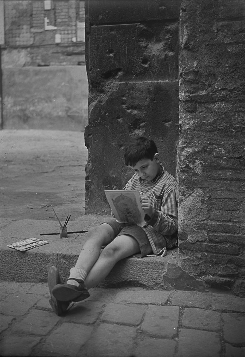 Barcelona, ca. 1950