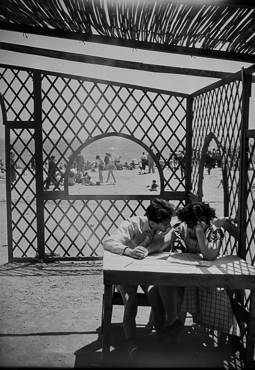 Barcelona, 1953