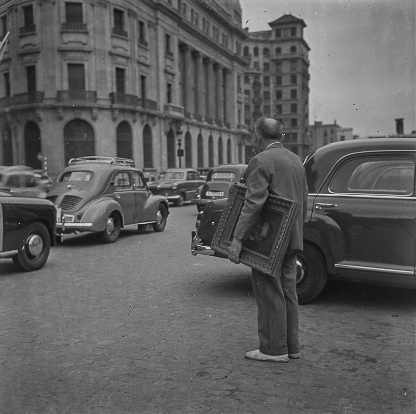 Barcelona, ca. 1960