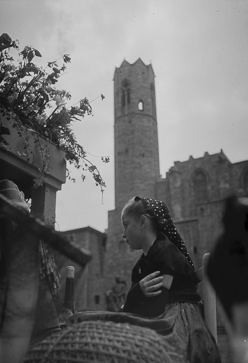 Dia de la Província. Barcelona, 1956