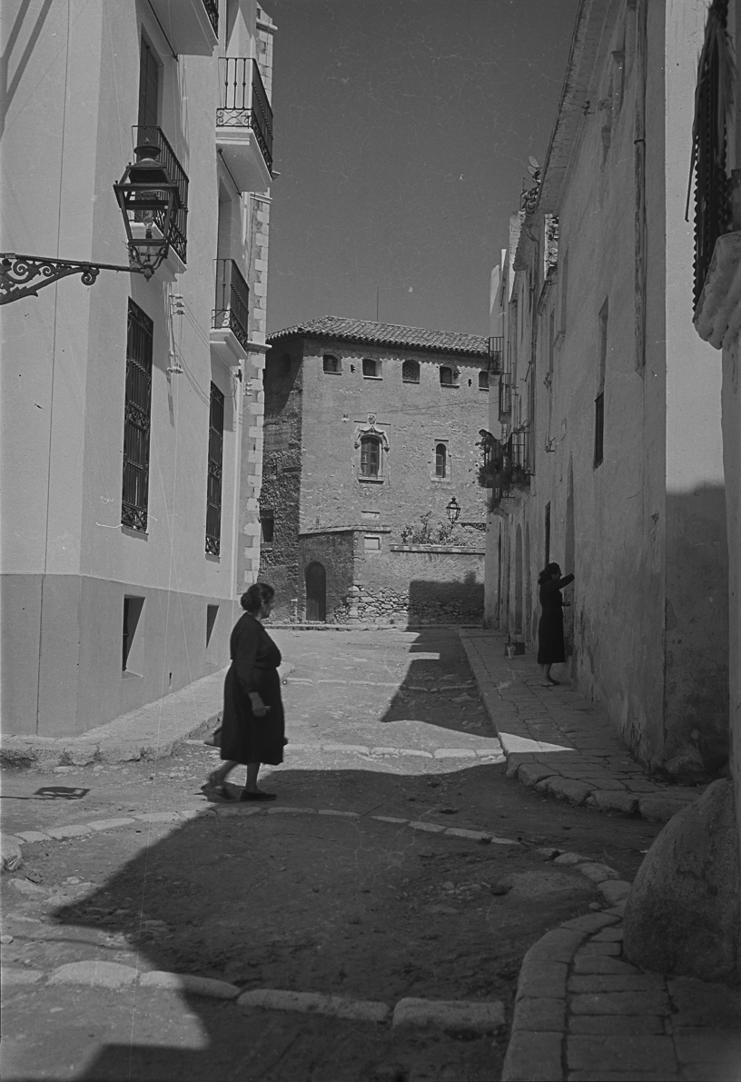 Vilanova i la Geltrú. Barcelona, 1955
