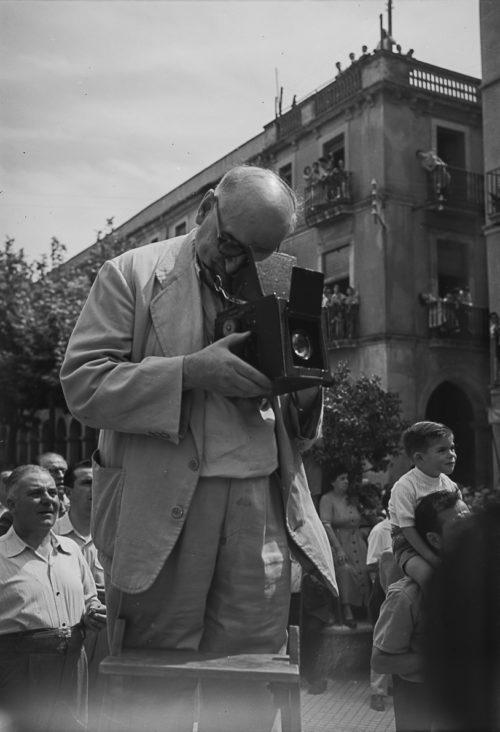 Vilafranca del Penedés. Barcelona, 1956