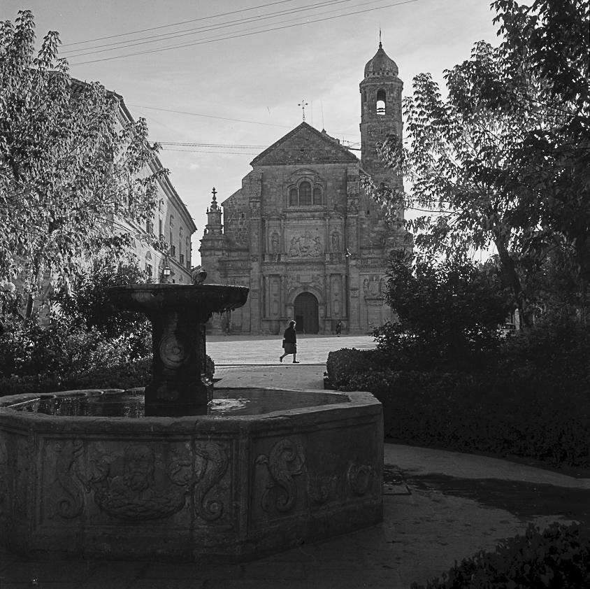 Úbeda. Jaén, 1960