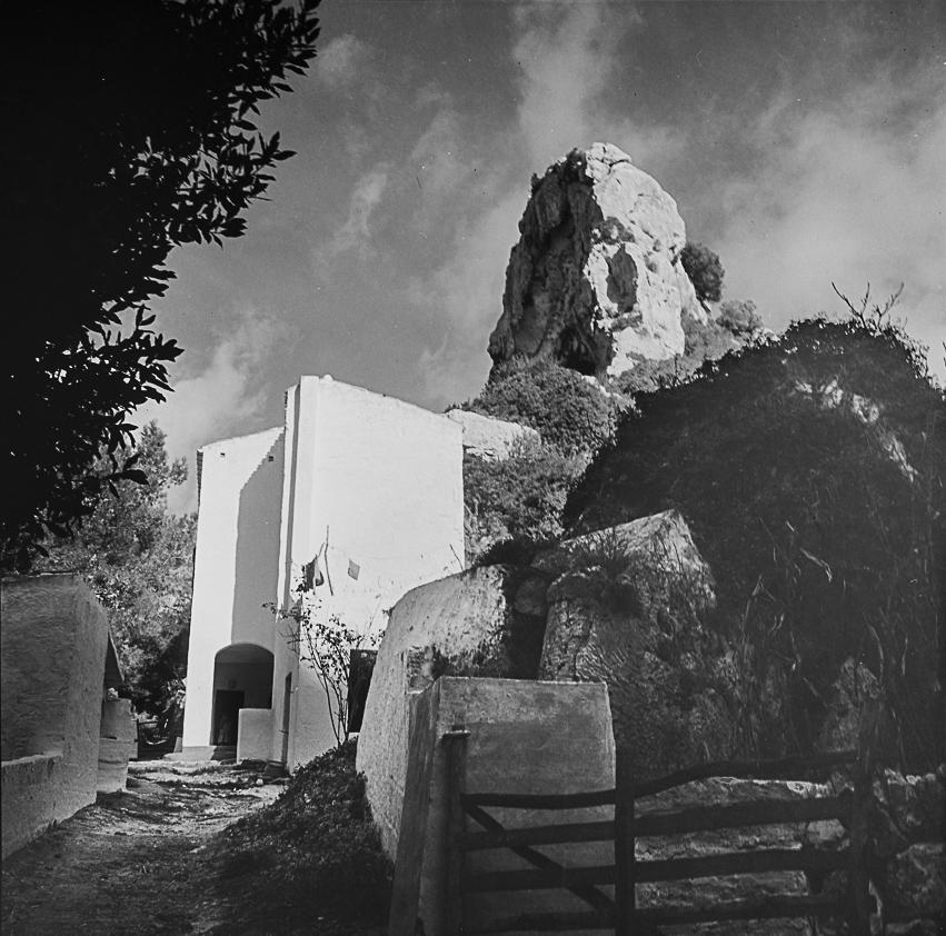Barranc d'Algendar. Menorca, ca. 1960
