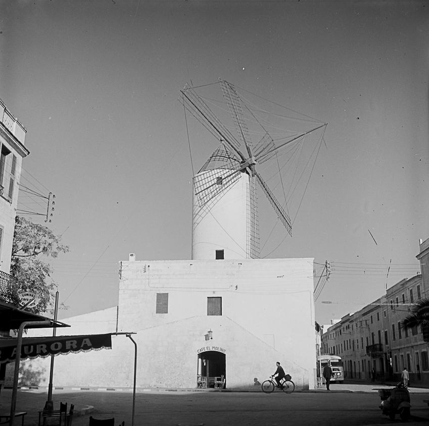 Ciutadella. Menorca, ca. 1960