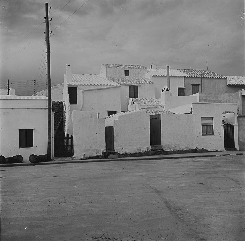 Fornells. Menorca, ca. 1960