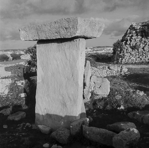 Poblat talaiòtic de Trepucó. Menorca, <em>ca.</em> 1960