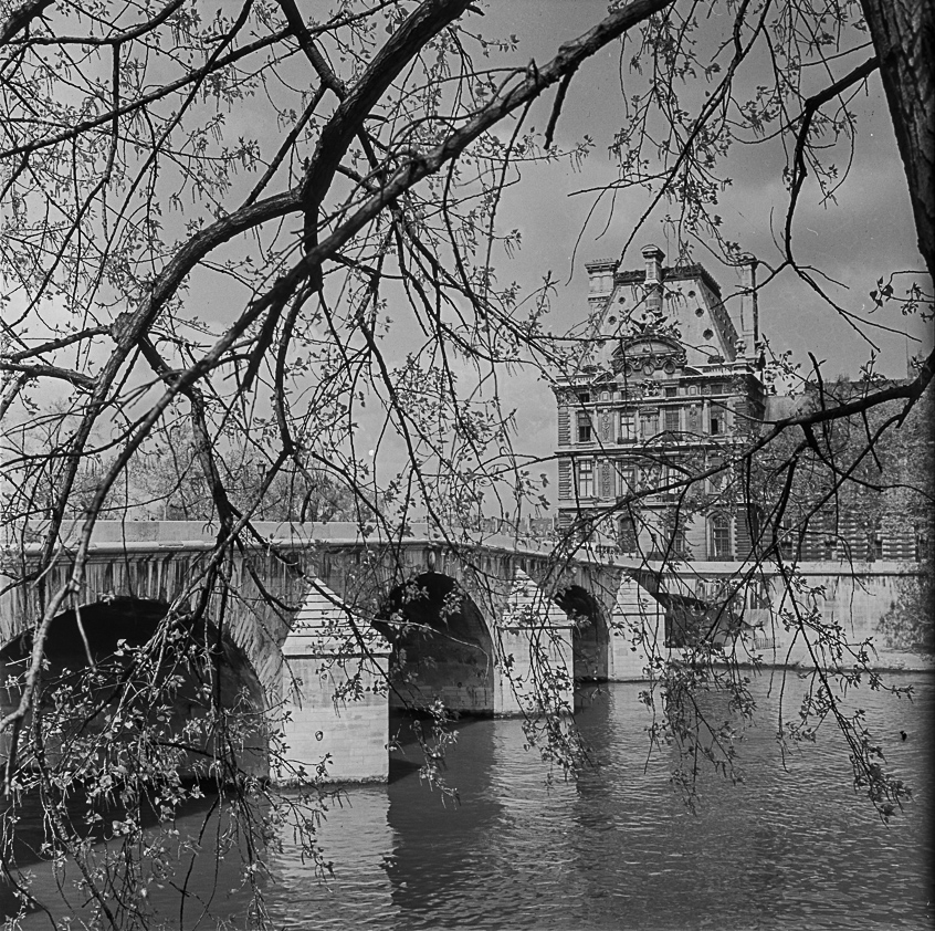 París, ca. 1960
