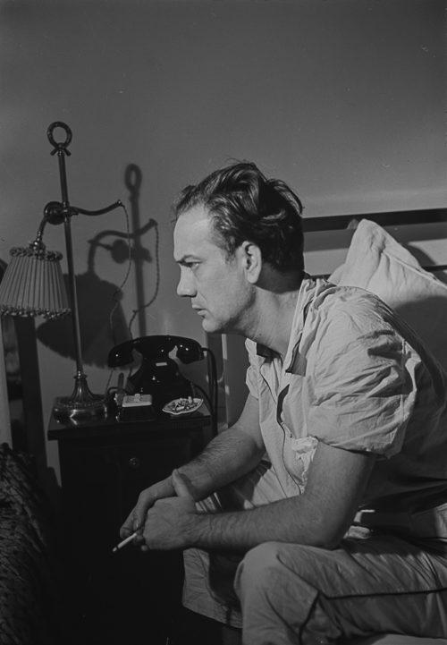 Camilo José Cela. Lloc desconegut, 1954