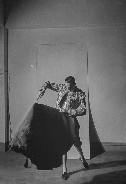 Torero. Lloc desconegut, 1955