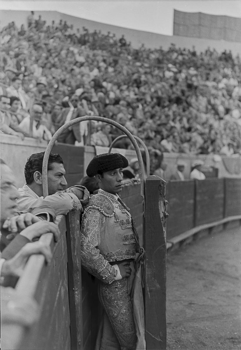Chamaco. Manresa. Barcelona, 1954