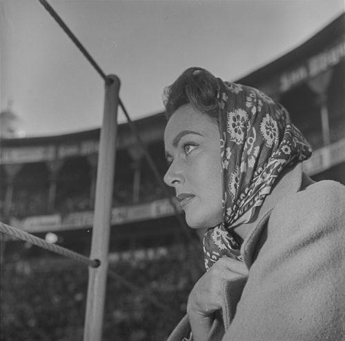 Nadia Gray. Barcelona, 1959