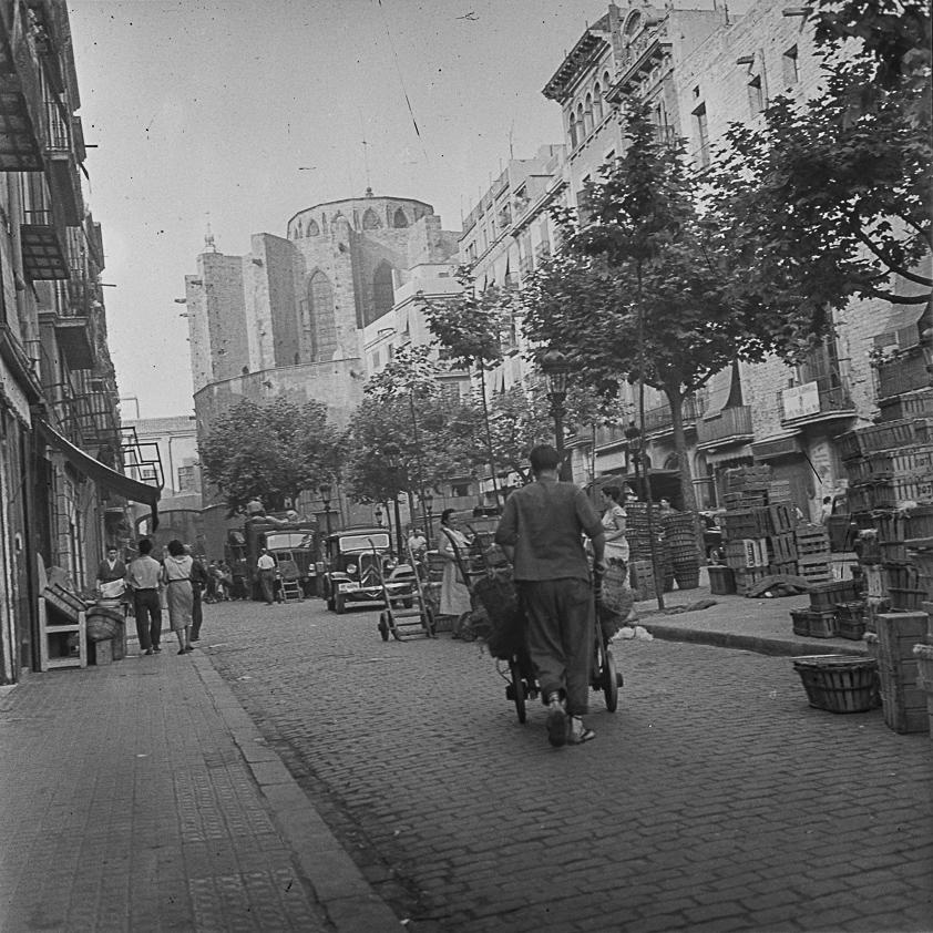 Barcelona, 1957