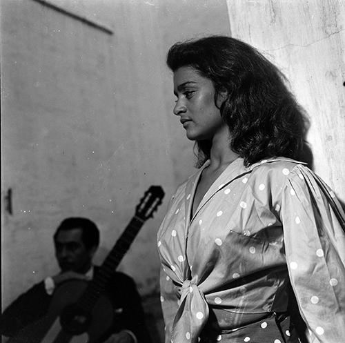 La Chunga. Barcelona, <em>ca.</em> 1960