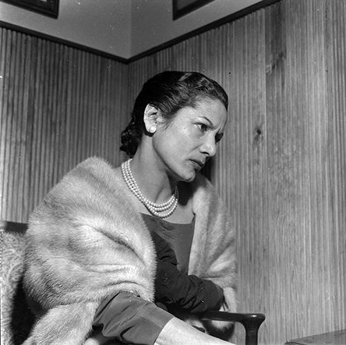 Carmen Amaya. Barcelona, 1959