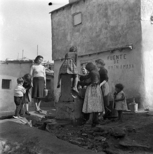 Somorrostro. Barcelona, 1958