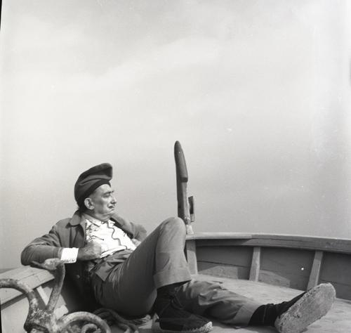 Salvador Dalí. Port Lligat, 1963