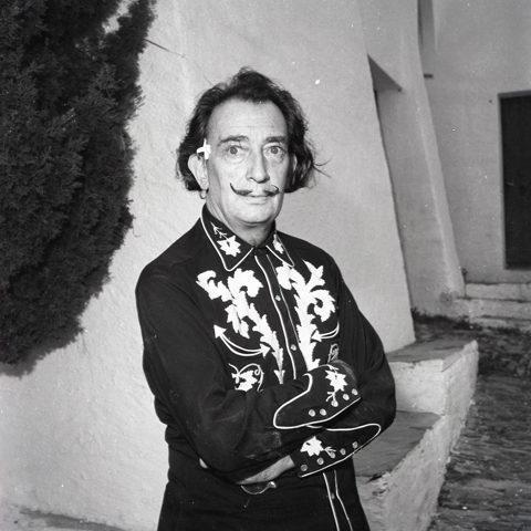 Salvador Dalí. Lloc i data desconeguts